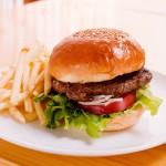 スマホの理想的なハンバーガーメニュー紹介