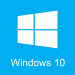 windows10で画面に[あ]や[A]と大きく出るのを消す方法